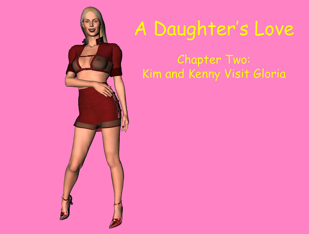 A Daughter's Love 2- 3D Incest