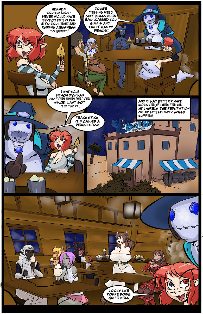 The Party - part 17