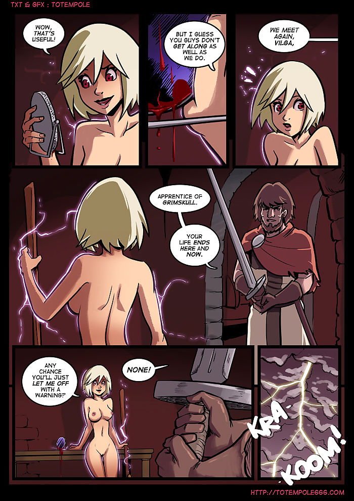 The Cummoner - part 16