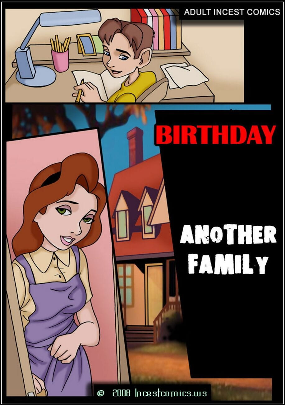 another family- birthday