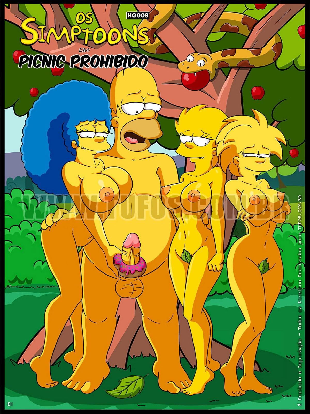 Sex simson Simpsons Porn