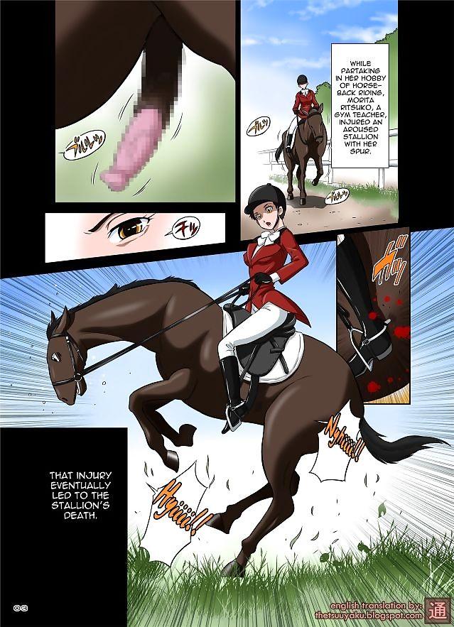 Horse cock porn